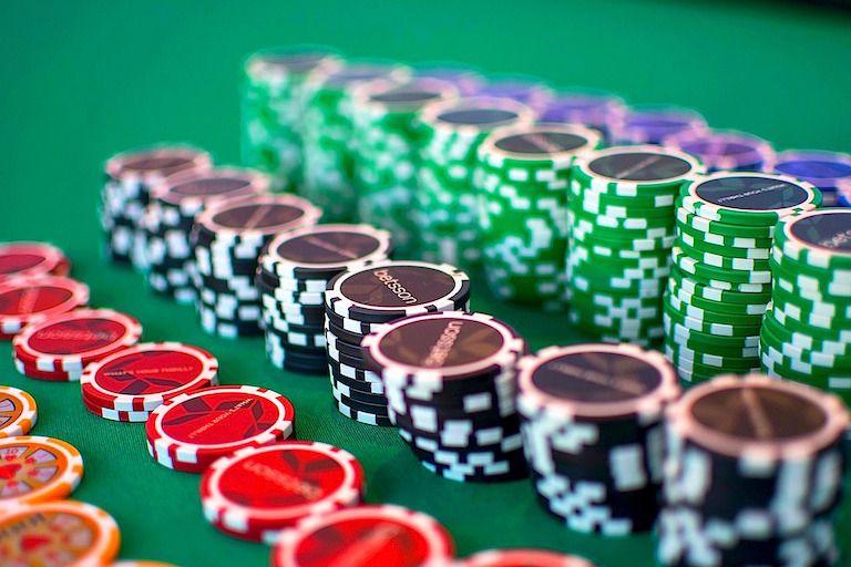 kaszinó póker zsetonok