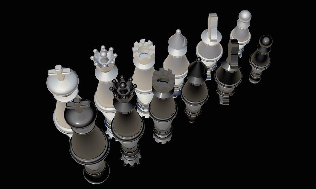 sakkbábuk, családrendszer